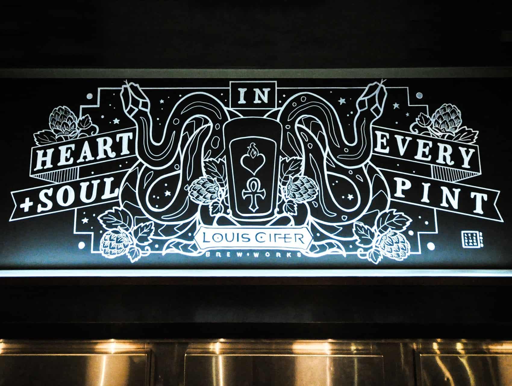 toronto beer cider brewery mural art
